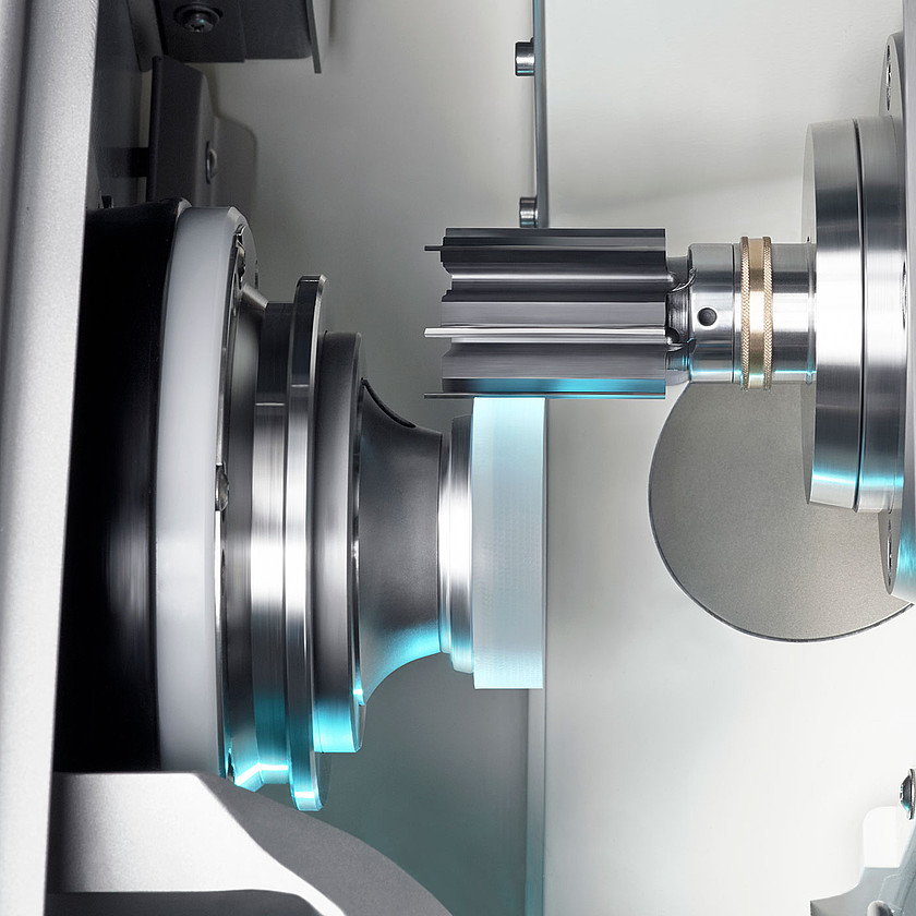 Schneider Optical Machines - HSC nano X - Generating