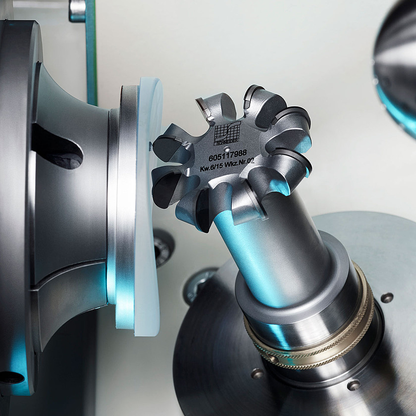 Schneider Optical Machines - HSC nano XP - Generating