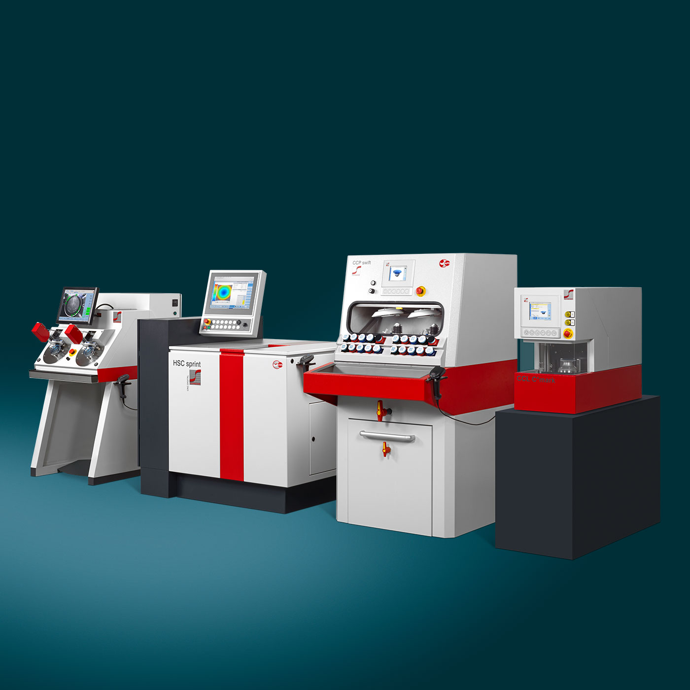 Sprint Line - Schneider Optical Machines