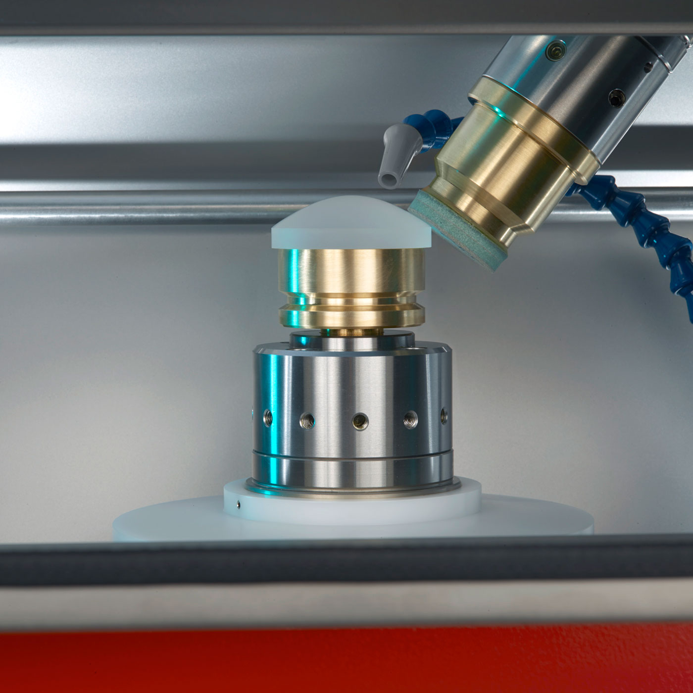 Schneider Optical Machines - SLP 80 - Spherical Polishing