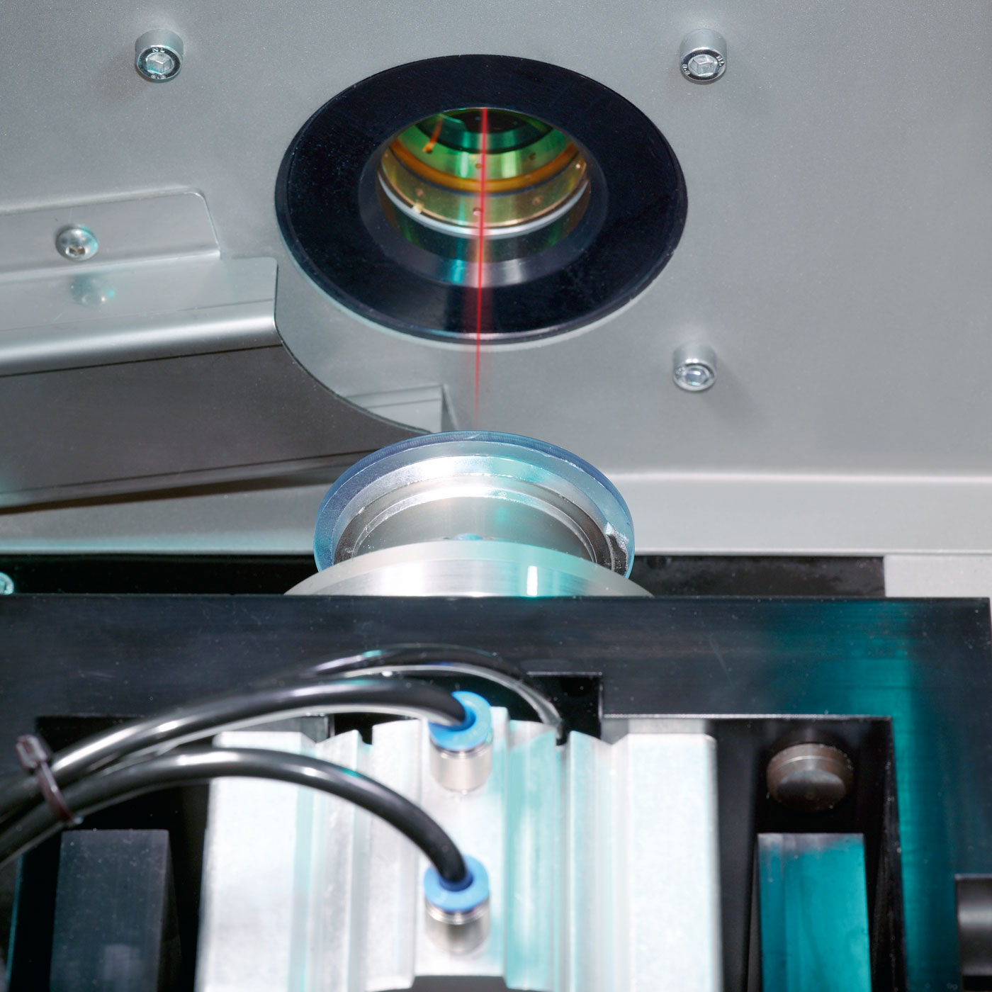 Laser marking process by Schneider Ophthalmics